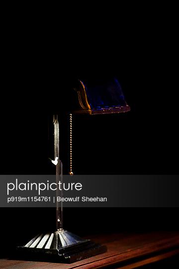 Tischlampe - p919m1154761 von Beowulf Sheehan