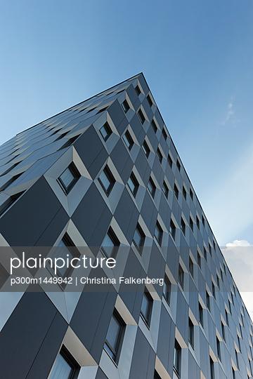 Austria, Vienna, modern office building