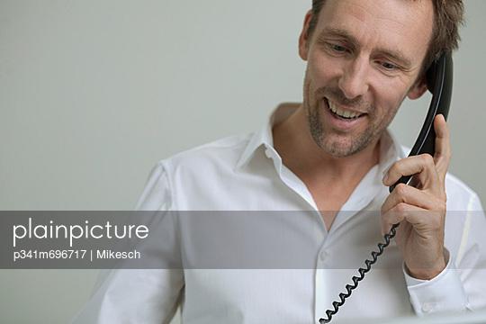 Telefonieren - p341m696717 von Mikesch