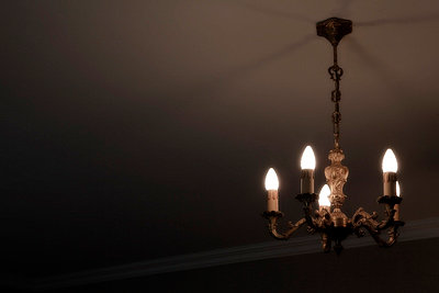 Chandelier - p6470106 by Tine Butter