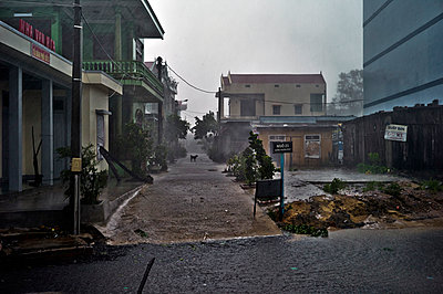 Effects of Typhoon Wutip - p934m1022237 by Morgan Ommer