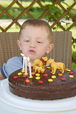 Birthday cake - p2430173 by Claudia Anys