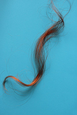 Strand of hair - p450m2027922 by Hanka Steidle