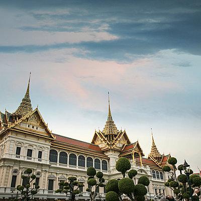 Bangkok, Chakri Maha Prasat, - p375m1021413 by whatapicture