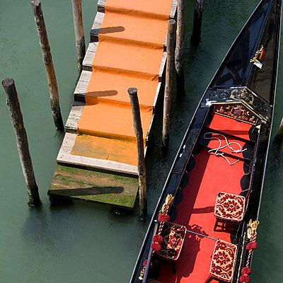 Academia Bridge, Venice - p8550915 by Mike Burton