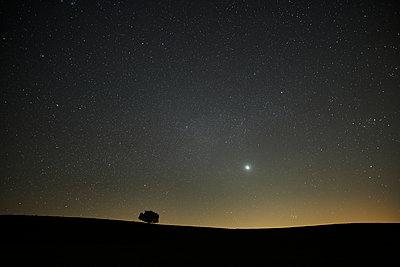 Sternenhimmel - p954m2182181 von Heidi Mayer