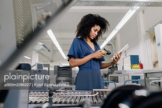 Essen, NRW, Deutschland, Business, Druckerei, Werbung, Industrie, Produktion, w30 - p300m2286227 von Kniel Synnatzschke