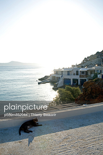 Greece - p589m852044 by Thierry Beauvir