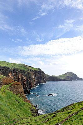Cliffs in Portugal - p949m658729 by Frauke Schumann