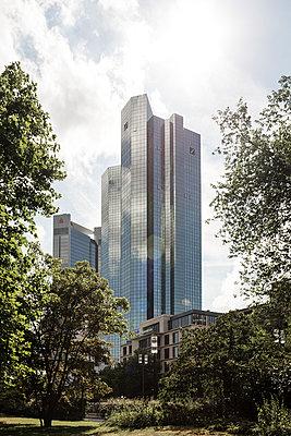 Frankfurt - p1222m1487880 von Jérome Gerull