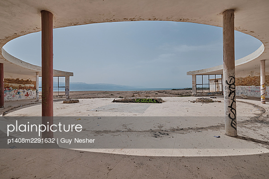 Abandoned village in Israel - p1408m2291632 by Guy Nesher