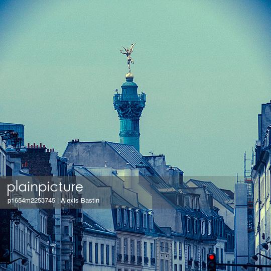 Paris, Bastille District - p1654m2253745 by Alexis Bastin