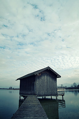 Chiemsee - p992m1137419 by Carmen Spitznagel