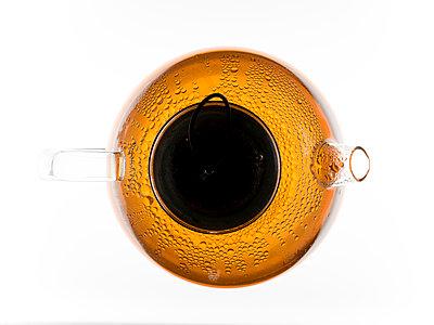 Teapot - p401m956523 by Frank Baquet