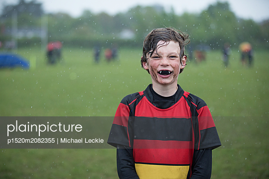 Kinderrugby - p1520m2082355 von Michael Leckie