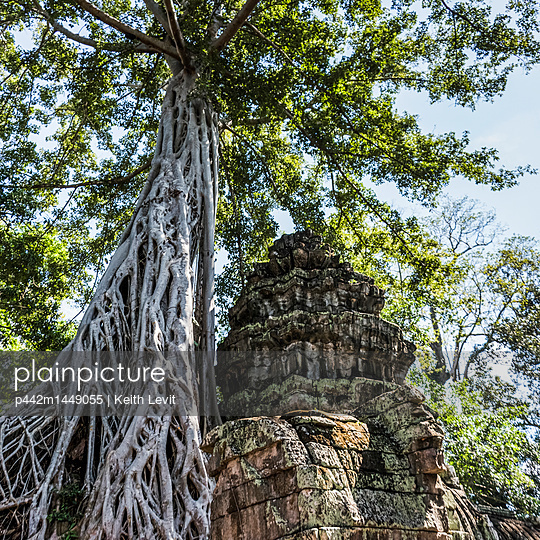 Ta Prohm Kel Temple, Angkor Archeological Park; Krong Siem Reap, Siem Reap Province, Cambodia
