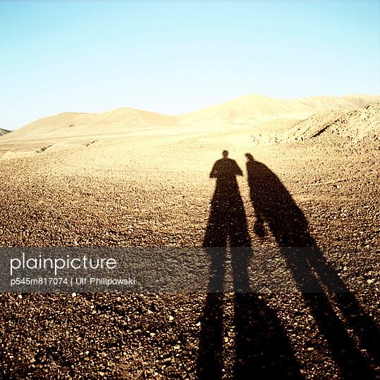 Wüstenabend; Jandia - p545m817074 von Ulf Philipowski