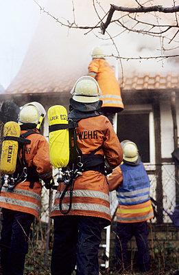 Feuerwehreinsatz - p0460596 von Hexx