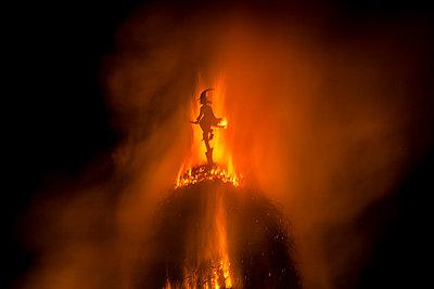 Epiphany fire - p1062m1039719 by Viviana Falcomer