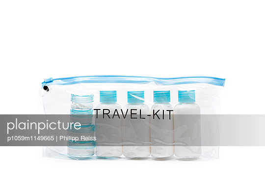 Travel-Kit - p1059m1149665 von Philipp Reiss
