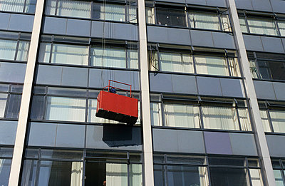 Fensterputzer - p0671078 von Thomas Grimm