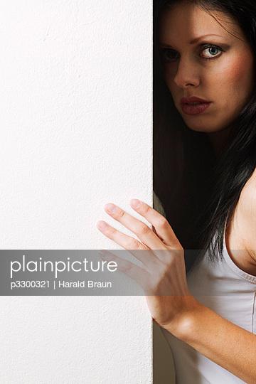 Flüchtig verhuscht - p3300321 von Harald Braun