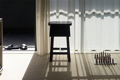 Appartment, Interieur - p1369m2233853 von Chris Hooton