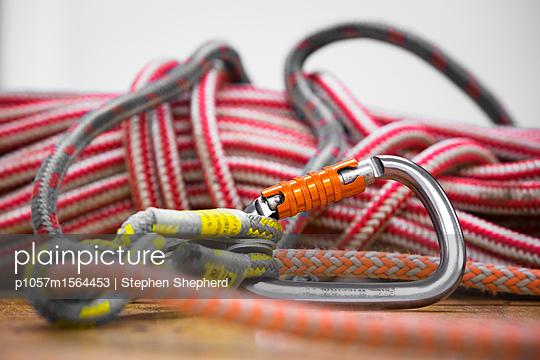 Kletterseil - p1057m1564453 von Stephen Shepherd