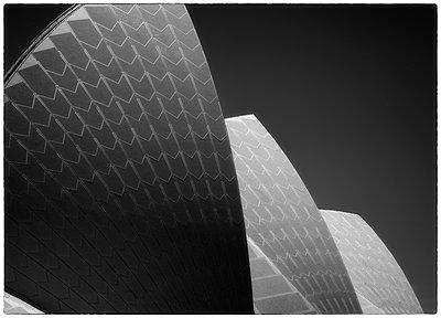 Oper in Sydney - p1154m1462049 von Tom Hogan