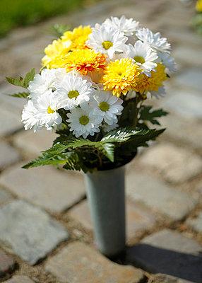 Friedhofsblumen - p5090010 von Reiner Ohms