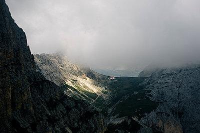 Vor dem Gewitter - p1357m1475221 von Amadeus Waldner