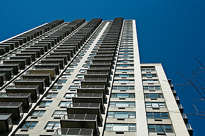 USA, New York City, Fassade - p2687165 von Christof Mattes