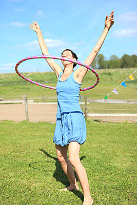 Fit im Ring - p045m1028365 von Jasmin Sander