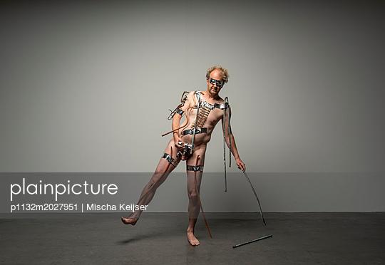 Maschinenmensch - p1132m2027951 von Mischa Keijser