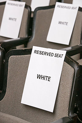 Seats reserved - p919m1355150 by Beowulf Sheehan
