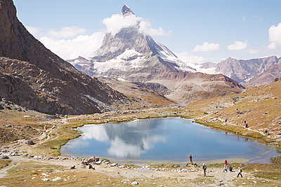 Matterhorn, Hiking - p579m2014864 by Yabo