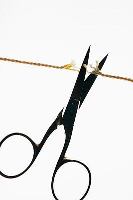 Cut the thread - p1149m2271371 by Yvonne Röder