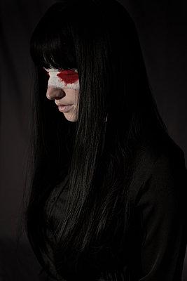 Bloody tears - p1623m2209134 by Donatella Loi