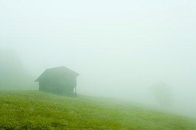 Schiefe Bergwiese - p2480496 von BY