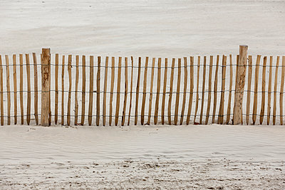 Wooden fence - p248m966414 by BY