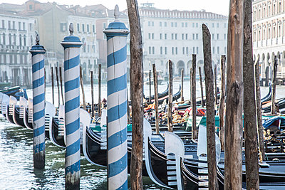 Grand Canal, Venice, Italy - p651m2007325 by Jon Arnold