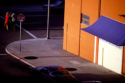 A corner in San Francisco - p56711057 by Kenneth Hope