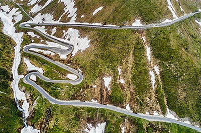 Switzerland, Valais, Nufenen Pass - p300m2013056 by Stefan Schurr