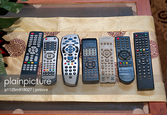 Remote controls - p1125m918027 by jonlove
