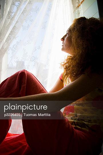 Woman - p3226499 by Tuomas Marttila