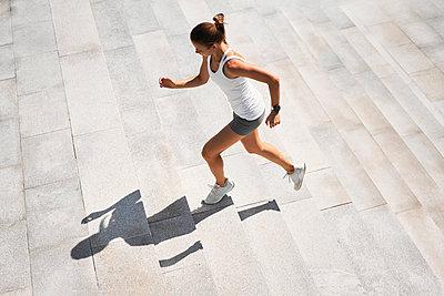 Runner - p1630m2196898 by Sergey Mironov