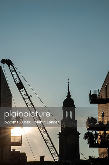 Hamburg - p229m1589586 von Martin Langer
