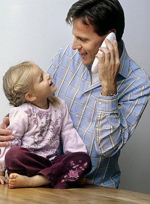 Vater und Tochter - p2686140 von icon art
