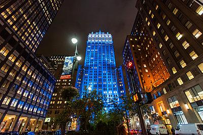 View of 30 Rockefeller Plaza - p623m2186244 by Pablo Camacho
