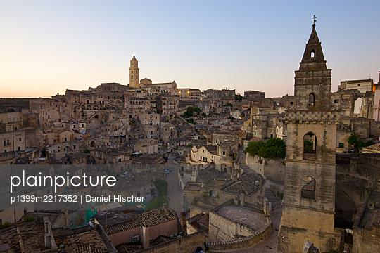 Italy, Matera - p1399m2217352 by Daniel Hischer